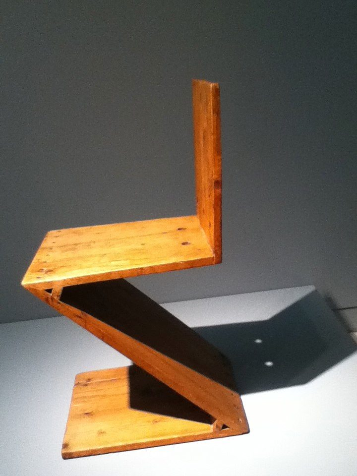 1938 example from Rietveld's studio